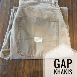 Gap- Men's Carpenter Khakis